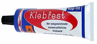 Large 60ml Klebfest Neopreme Glue for DIY Shoe Repairs