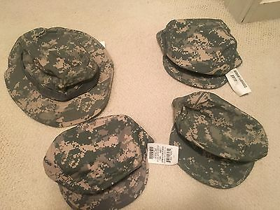 US Army Lot of 4 Patrol Boonie Hat - New with tags