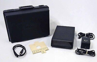 C64 Vintage Indus GT Commodore 64 Floppy Disk Drive w/Case & Cables Tested Works