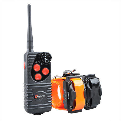 Aetertek AT-216D Updated 600 Yard Remote Control Pet DogTraining Shock Collar