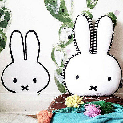 1PC Comforting Pillow Adorable Rabbit Doll Soft Toy Fashion PP Cotton Kid Tool