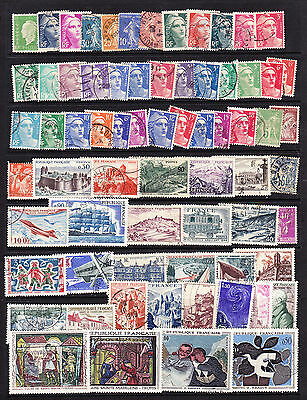 France Good selection. see 2 scans   L3540