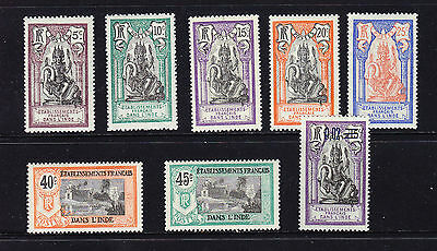 French Indian Settlements selection  MNH   L3578