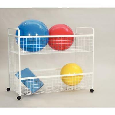 Gym/Equipment Trolley, Durable and Practical Storage