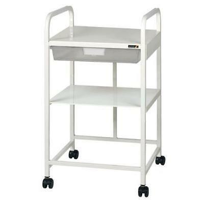 Economy Multi-Purpose Trolley with Removable Clear Tray
