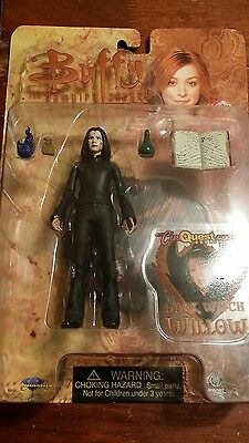 Dark Witch Willow Buffy The Vampire Slayer Figure UNOPENED IN BOX!!!