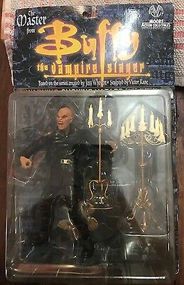 THE MASTER from Buffy The Vampire Slayer Action Figure Moore Collectibles