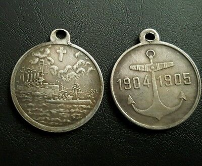 2 navy medals Russia ??
