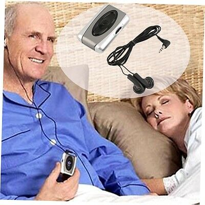 Personal TV Sound Amplifier Hearing Aid Assistance Device Listen Megaphone ZD