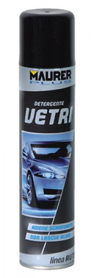 Auto Glass Cleaner Spray Maurer Plus 300 Ml Colors Auto