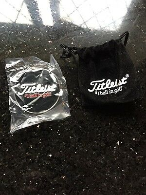 Brand New Limited Edition Titleist Pro V1 Ball Marker.