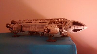 gerry anderson SPACE 1999 EAGLE TRANSPORTER weathered model Product Enterprise
