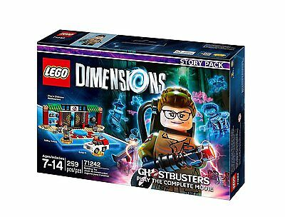 LEGO Dimensions Ghostbusters Story Pack 71252 Brand New Sealed in Box