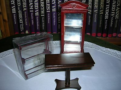 dolls house miniatures - assorted furniture No.2