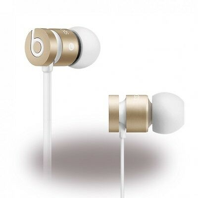 Beats by Dr.Dre Bulk urBeats 2 InEar Headset, iPhone iPod iPad gold, Stecker