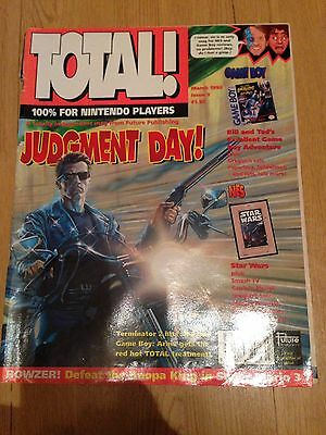Total Magazine 100% for Nintendo Players Issue 3 1992