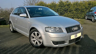 Audi A3 1.6 July 2017 Mot Service History Part/ex To Clear Spares Or Repairs