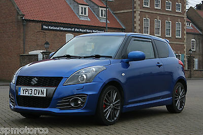 2013 (13) Suzuki Swift Sport 1.6 3 door