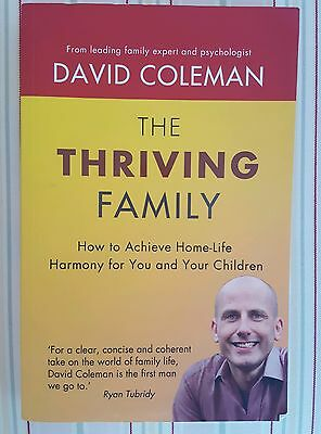 The Thriving Family - David Coleman