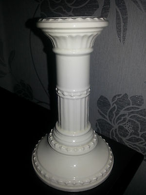 Leeds Pottery Candlestick Candle Holder Royal Creamware [ Occasions ]