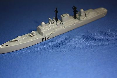 HMS Glasgow  D88 Triang Minic Ships Type 42 Destroyer