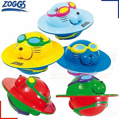Zoggs Seal Flips Kids Swimming Pool Training Aid Water Game Toy Set of 5