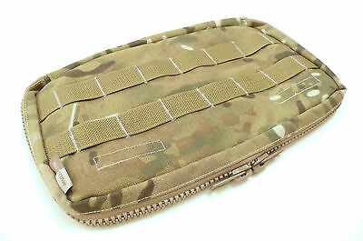 OPS Commander Admin/Utility Pouch MultiCam MOLLE NOS (Military/Army/SF/MilSpec)