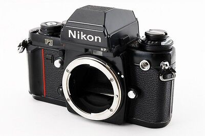 Excellent Nikon F3HP 35mm SLR Film Kamera aus Japan