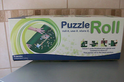 JIGSAW PUZZLE ROLL - FOR PUZZLES up to 2000 PIECES - NEW