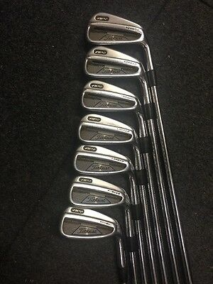 Titleist AP2 Forged Golf Irons 4-Pw. - PROJECT X 5.0 Rifle Shafts-NEW GRIPS-RH