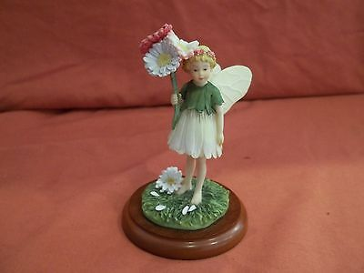 Border Fine Arts Flower Fairy DAISY  Figurine A0747