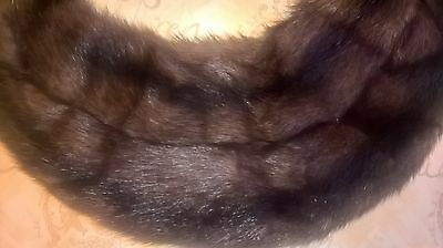 Vintage Mink Fur Stole with full Pelts