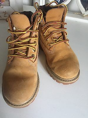Timberland Boots Size 8 Infant