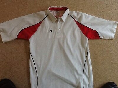 Cricket Shirt S/Sleeve Size Medium 38/40""
