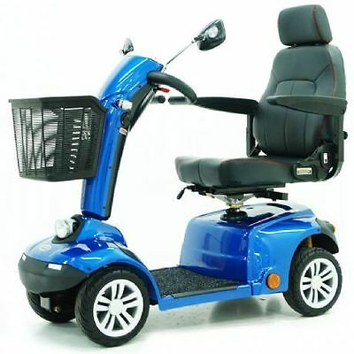 Shoprider Toledo Class 3 Mobility Scooter (Blue)