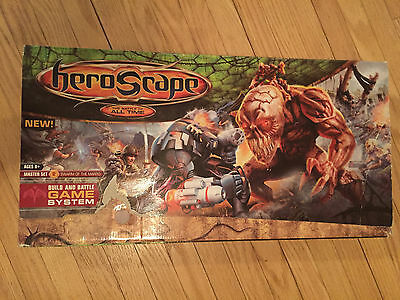 Heroscape Swarm of the Marro Master Set Rare
