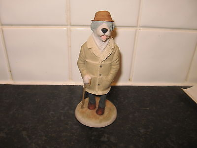 Robert Harrop Doggie People  -   Old English Sheepdog      - Cc10