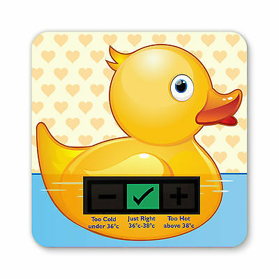 Baby Bath Thermometer -Baby Duck