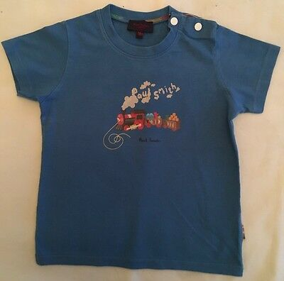 Baby Boys Paul Smith T-shirt Size 18 Months