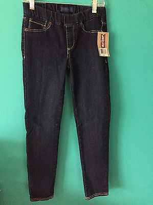 Girls NWT Jeggings By Levi's Sz 10
