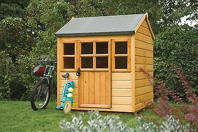 Children's Wooden Play House, Garden Play house - Children's Shed