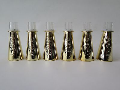 MOET CHANDON Mini Champagne Sipper x 6 (Festivals, Parties, Weddings) Brand New