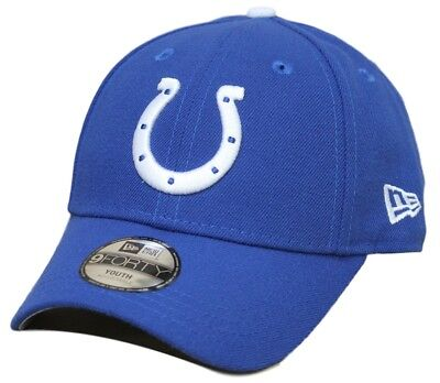 uk availability 3dda3 f5498 Indianapolis Colts New Era Youth NFL 9Forty