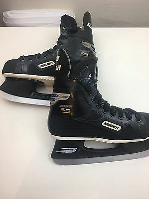 Bauer supreme 1000 ice hockey Skates ice skates Uk size 4