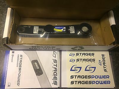 Stages FSA Evo386 Power Meter - Gen2 - 175mm