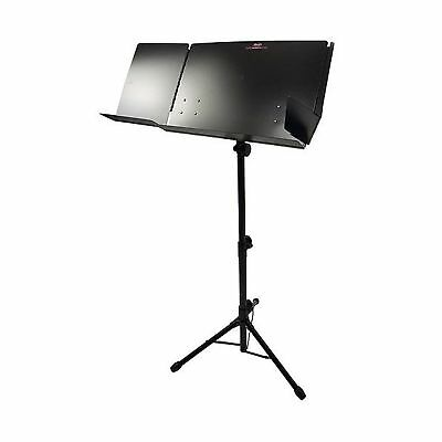 Stagg MUS-A6 BK Music Stand -