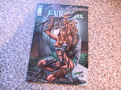 Tales Of The Witchblade # 5 - Image Comics