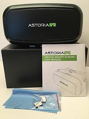 Astoria VR Virtual Reality Headset for Smart Phones: New in Box!