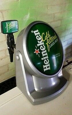 Heineken Beer Pump/font And Tap ..home Bar Pub Beer Equipment