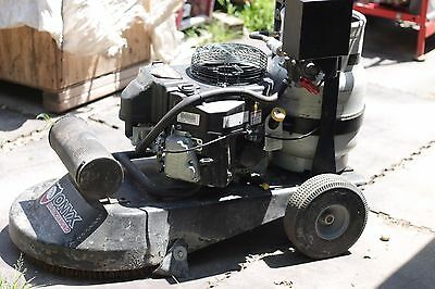 "Onyx Black Diamond 27"" Propane Burnisher Only 28 Hours NICE!!"